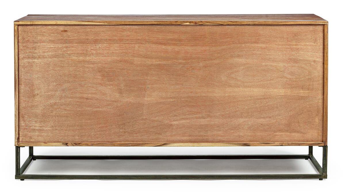 Sideboard egon 3 doors 145 x 76 cm MUZZA