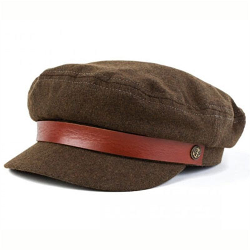 712dc24c1 Fiddler olive/brown leather band cap Brixton | CLOTHING / SHOES in ...