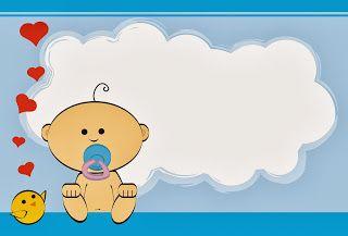 Invitaciones Para Baby Shower Gratis Selección De 30