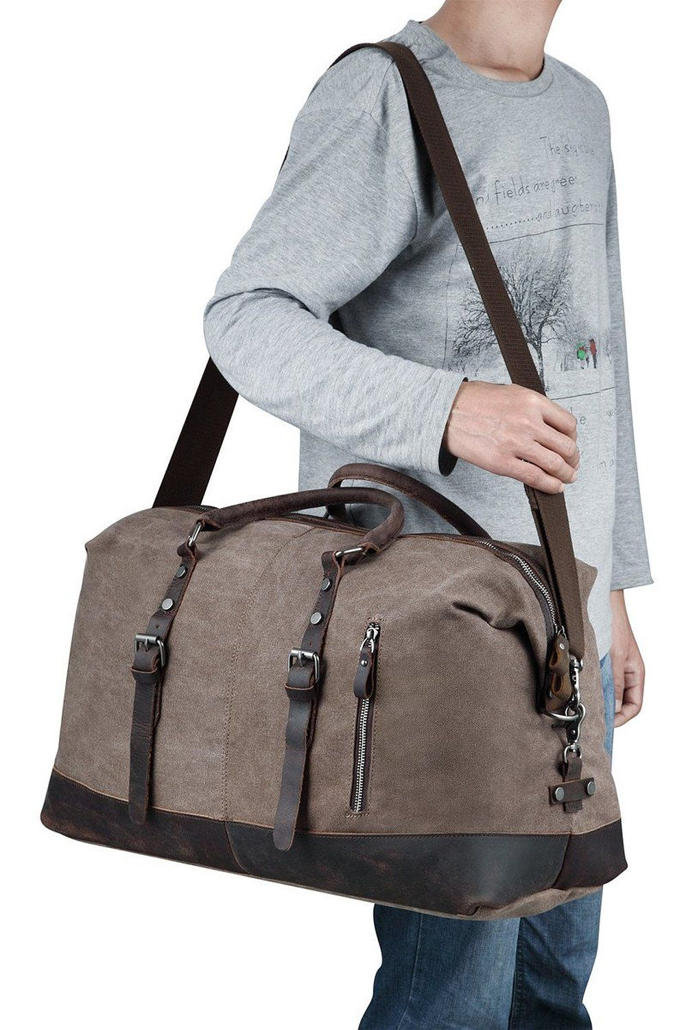 3148.2 69.99 (Free Ship) Amazon.com: BLUBOON Travel Duffel Bag ...