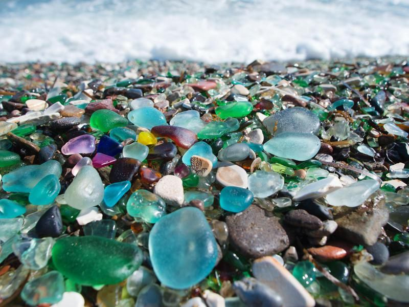 Photo of Where to Find the World's Most Extraordinary Beach Sea Glass