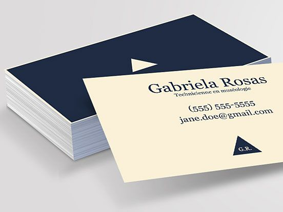 Museum technician business card card design pinterest business museum technician business card colourmoves