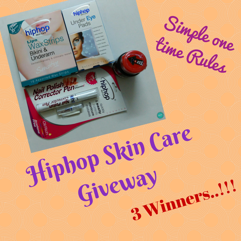 Hiphop Skin Care New Launches Giveaway Hbf Skin Care Wax Strips Nail Pen