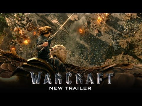 Warcraft 2016 Action Trailer 2 Upcoming Movies Warcraft