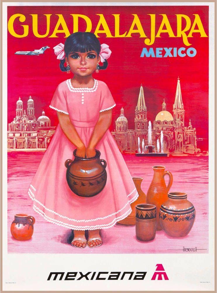 Guadalajara Mexico Little Girl Mexicana Mexican Travel