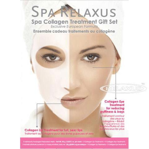 Spa Relaxus Collagen Gift Set