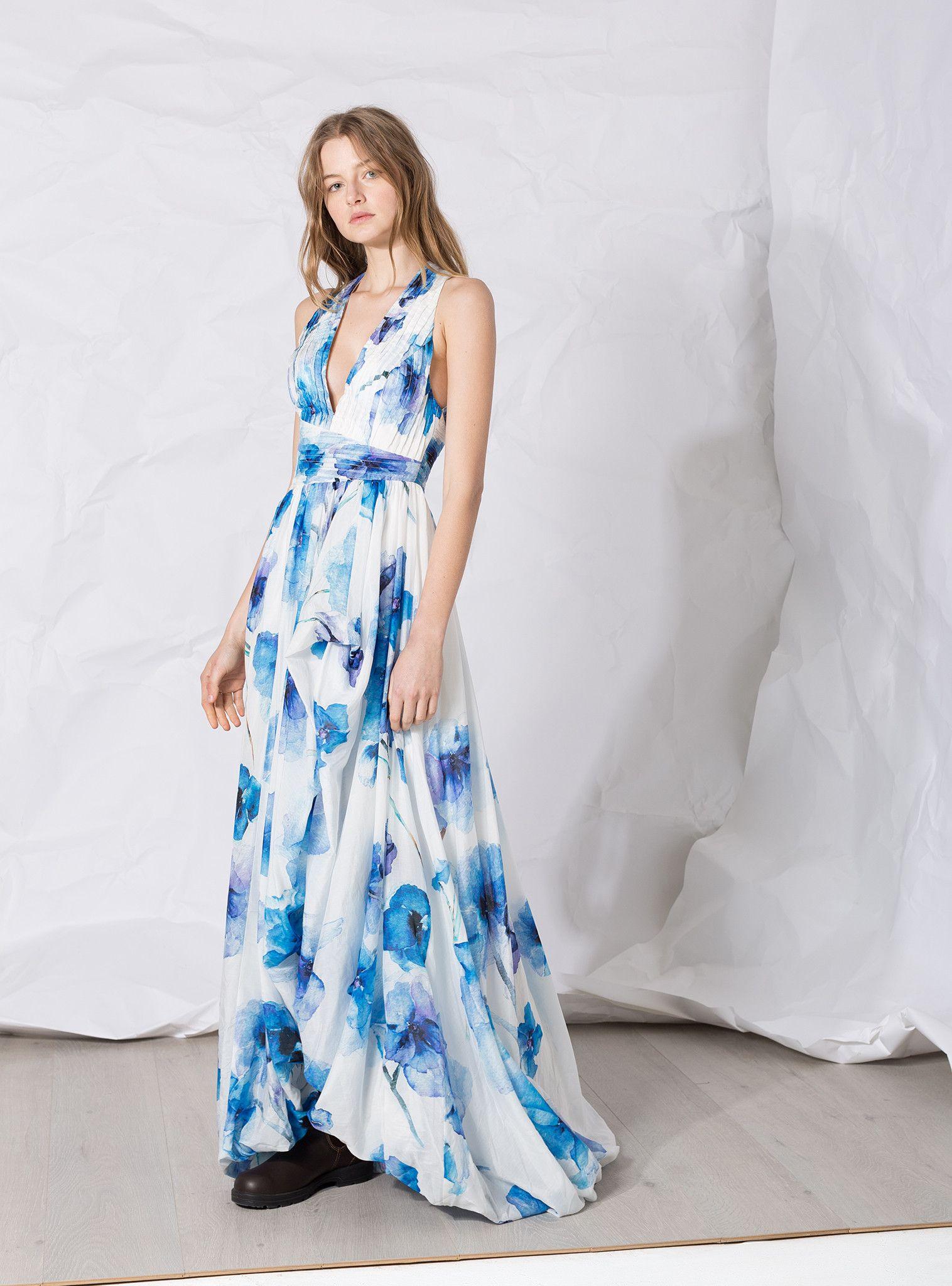 Belize maxi dress - White Aje u3Oe0u