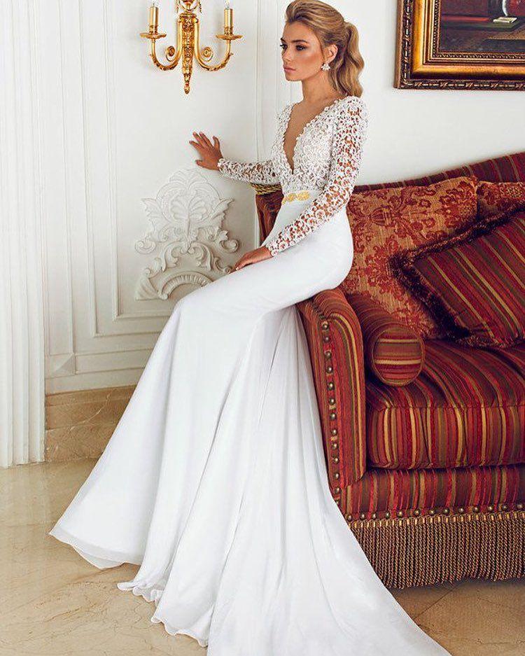 Pin von Gülüm Yc auf gelinlik | Pinterest | Hochzeitskleider ...
