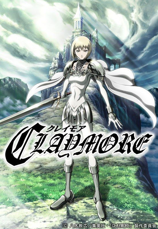 Claymore Season 2 Release Date & Manga (Is it ever going