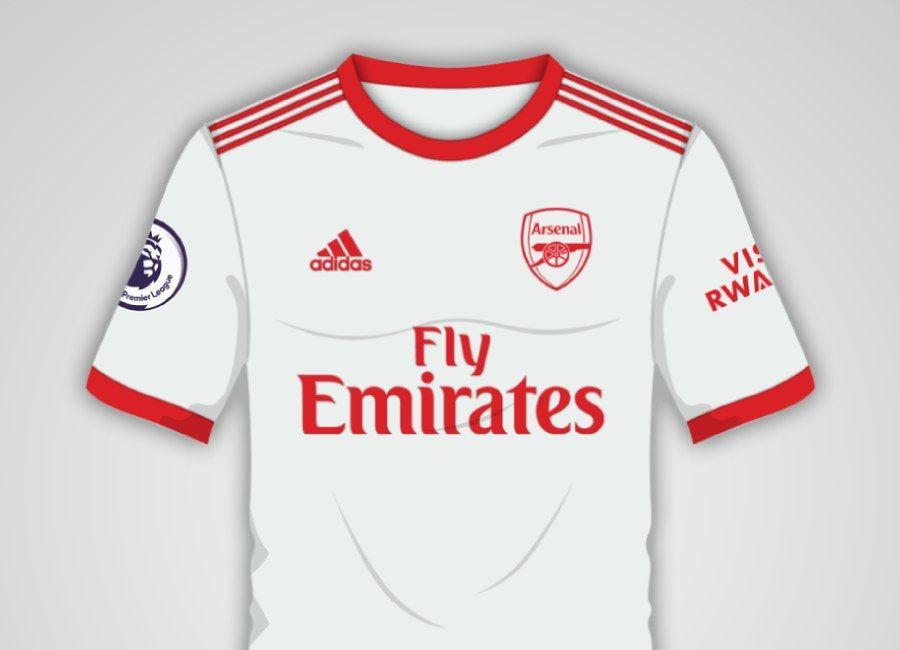 Arsenal 2020 21 Away Kit Prediction Arsenal Wearethearsenal Arsenalfc In 2020 Arsenal Soccer Outfits Predictions