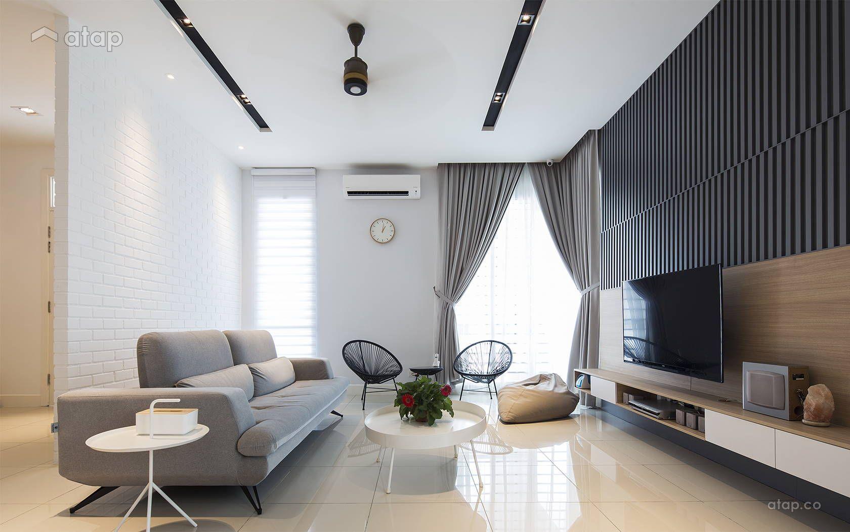 Modern Zen Living Room Villa Heights Equine Park Zen Living Rooms Living Room Modern Spacious Living Room