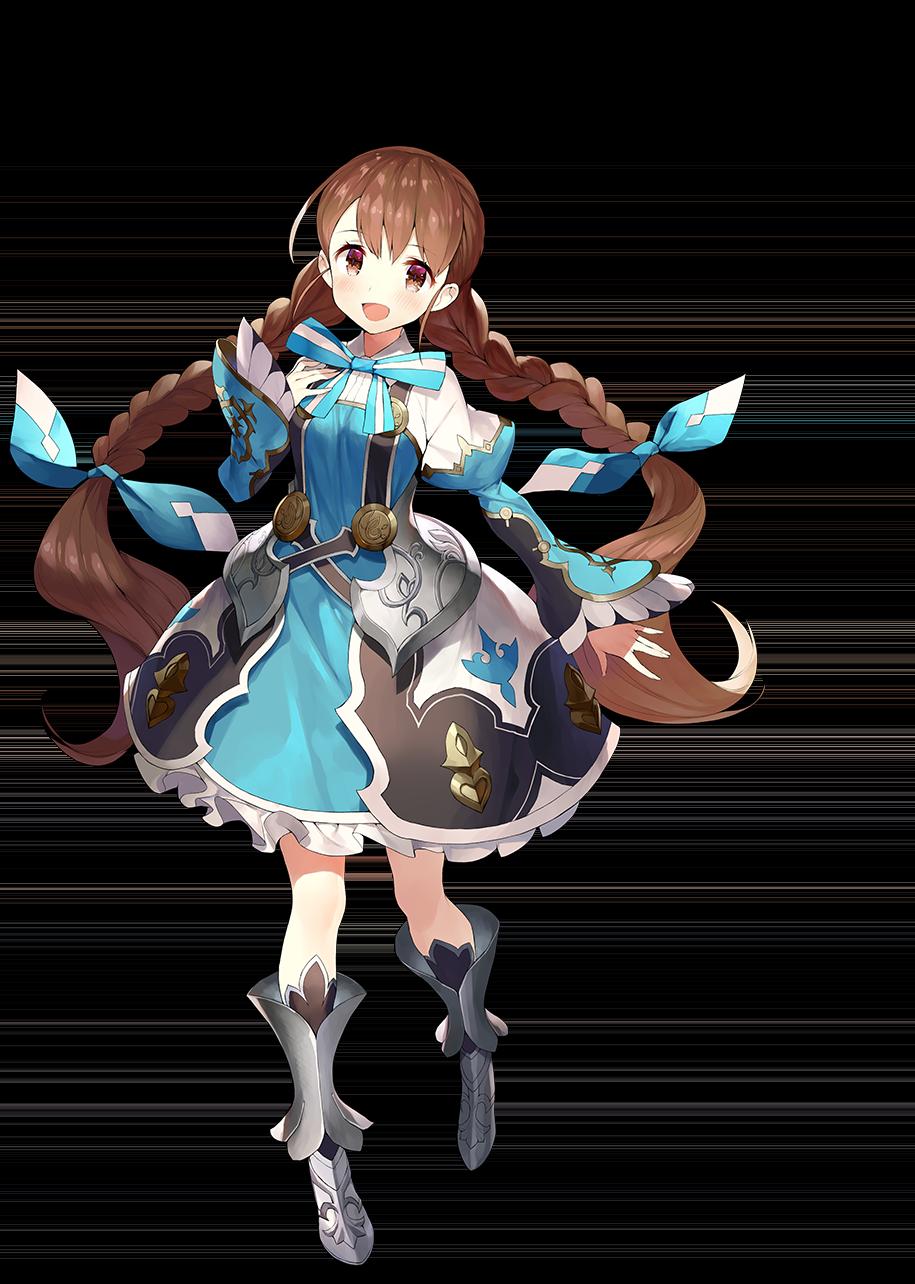 世界観 キャラクター システム グリムエコーズ project echoes square enix アニメキャラクター かわいいアニメガール ファンタジーのキャラクターデザイン