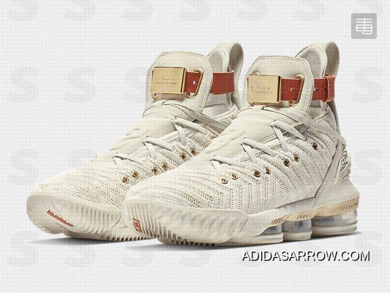 "Discount Nike LeBron 16 ""HFR"" Sail"