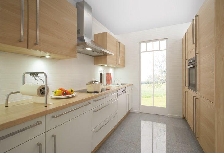 Kleine Küche planen_Beleuchtung | Kitchen | Pinterest | Küche planen ...