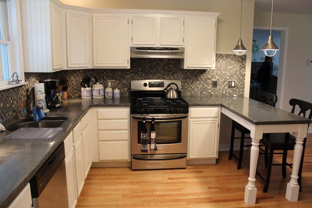 My Experience with Concrete Countertops | Diy countertops ...