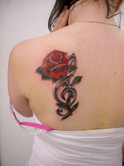 #rose #tattoo #rosetattoo