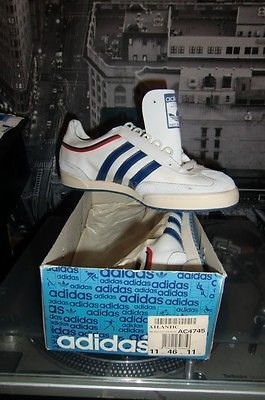 ADIDAS VINTAGE SHOES ATLANTIC SNEAKERS STOCK RARE NEW