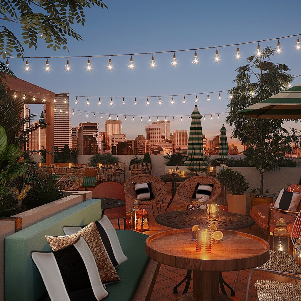 What to Do in Miami This Winter   Best rooftop bars, Hotel ...