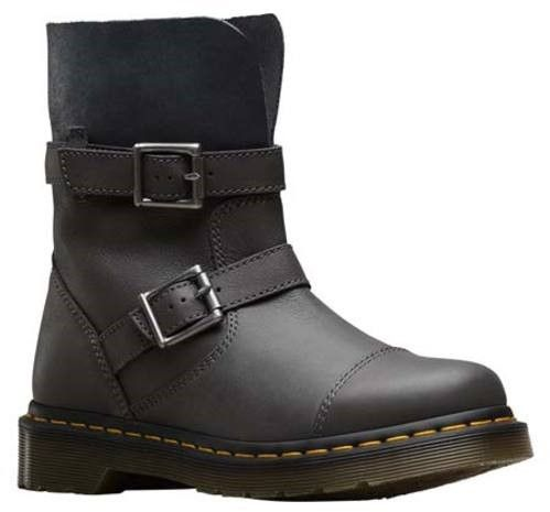 Dr. Martens Women's Kristy 2 Strap Slouch Rigger Boot