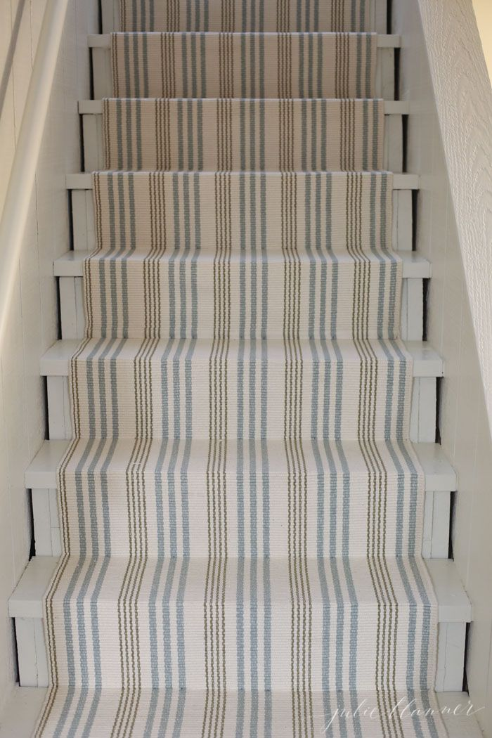 How To Update Your Basement Stairs On A Budget Love This Dash And Albert  Stair
