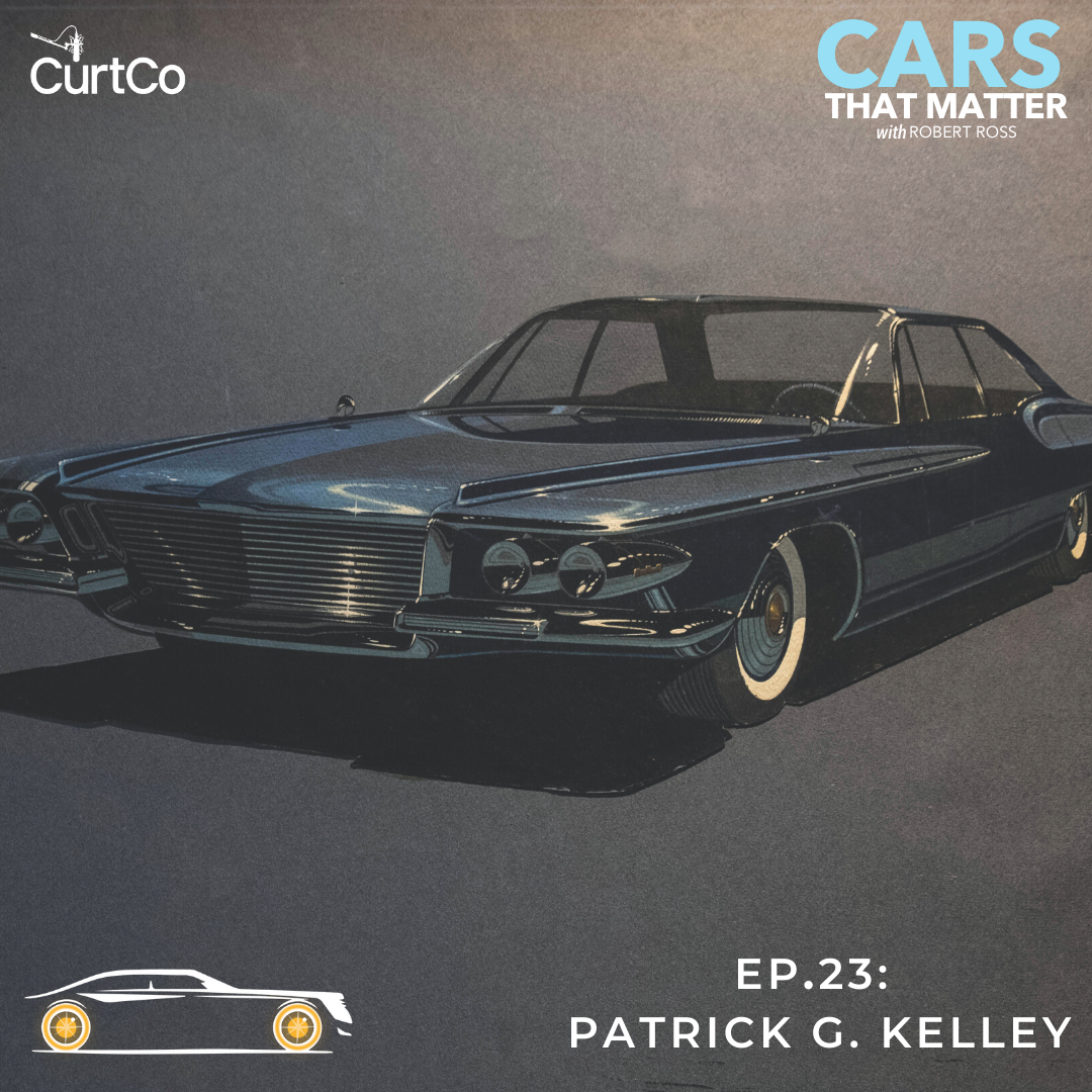 Robert Ross is joined (online) by Patrick G. Kelley, author of