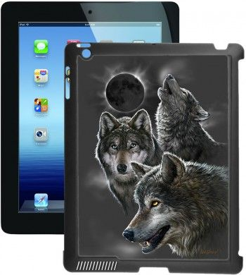 This sleek hard plastic case is covered with an easy-to-grip that is richly printed with your favorite design. The first of its kind to be offered anywhere, this lightweight and durable Case allows optimal access to all sensors, ports, and controls on your iPad, while offering superior comfort in-hand.