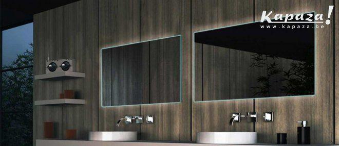 Infrarood spiegel paneel voor badkamer, Verwarming, Heusden-Zolder ...