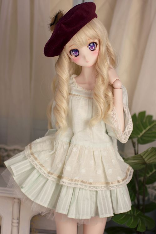 Pin by Myotosae on Elegant Dolls... | Anime dolls, Cute ...