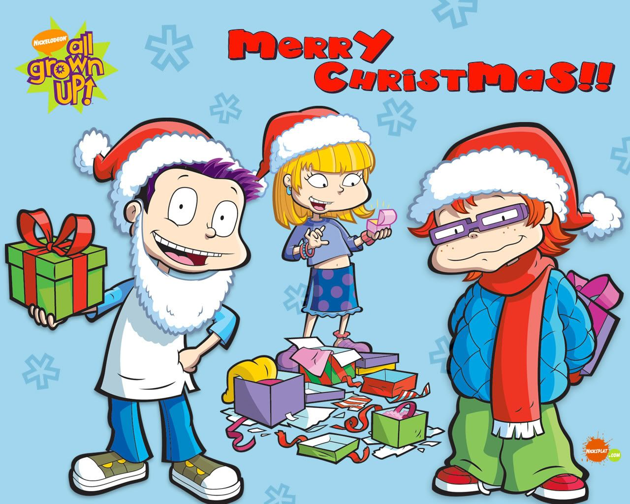 Rugrats All Grown Up Phil | Rug Rats All Grown Up Christmas   Rugrats: All