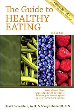 The guide to healthy eating dr. David brownstein holistic.