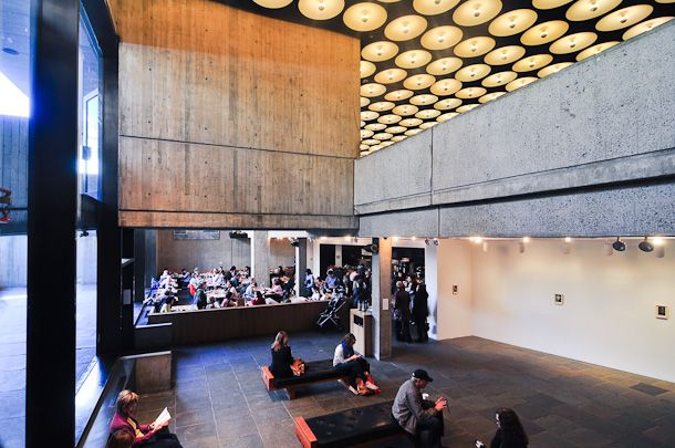 Museum Of Arts And Design Restaurant : Architecture at untitled a restaurant and cafe in the