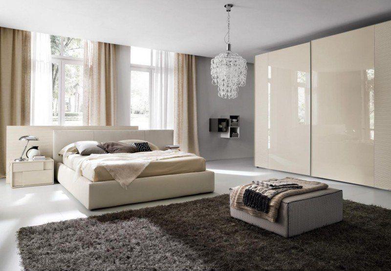 Armoire Blanche Dans La Chambre A Coucher 25 Designs