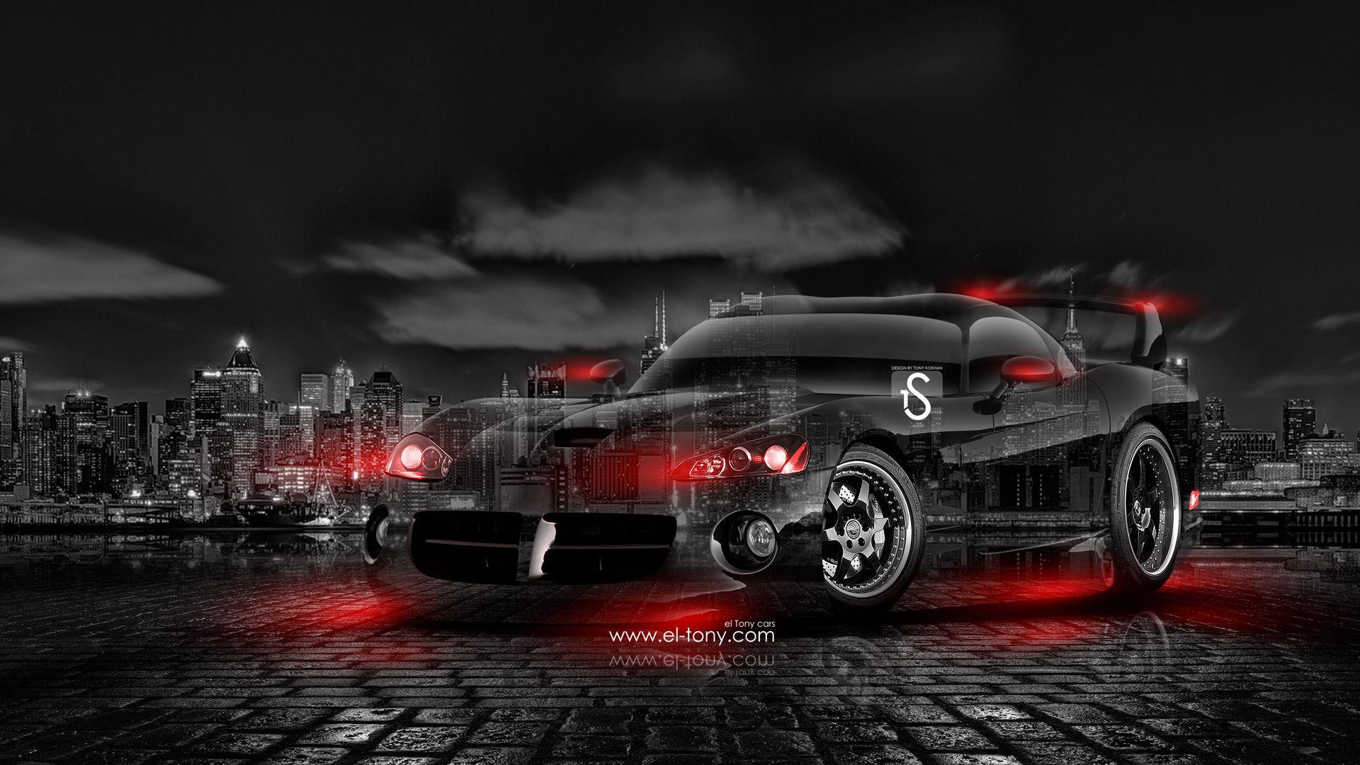 Charmant Dodge Viper Crystal City Car 2014 Orange Neon