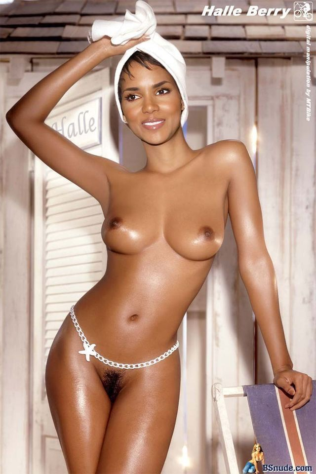 halle berry playboy nude