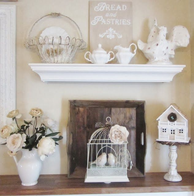Shabby chic decoraci n rom ntica estilo shabby chic for Decoracion vintage romantica