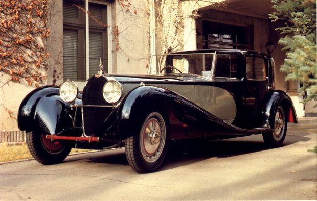 1931 Type 41 Bugatti Royale