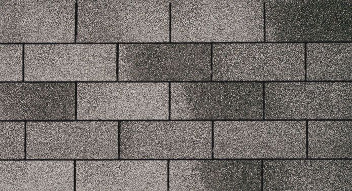 IKO Traditional 3 Tab Roofing Shingles   Marathon Ultra AR   Charcoal Grey