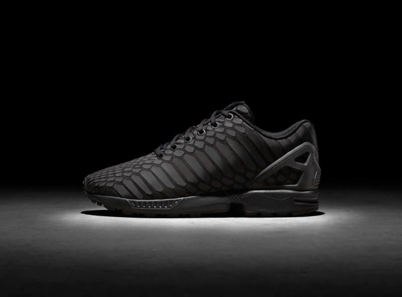 "finest selection 2103f 8145f adidas XENO ZX FLUX ""All Black"" 