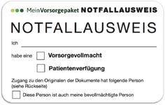 Patientenverfugung Vorsorgevollmacht Und Mehr Mein Vorsorgepaket De Patientenverfugung Vollmacht Vorsorge