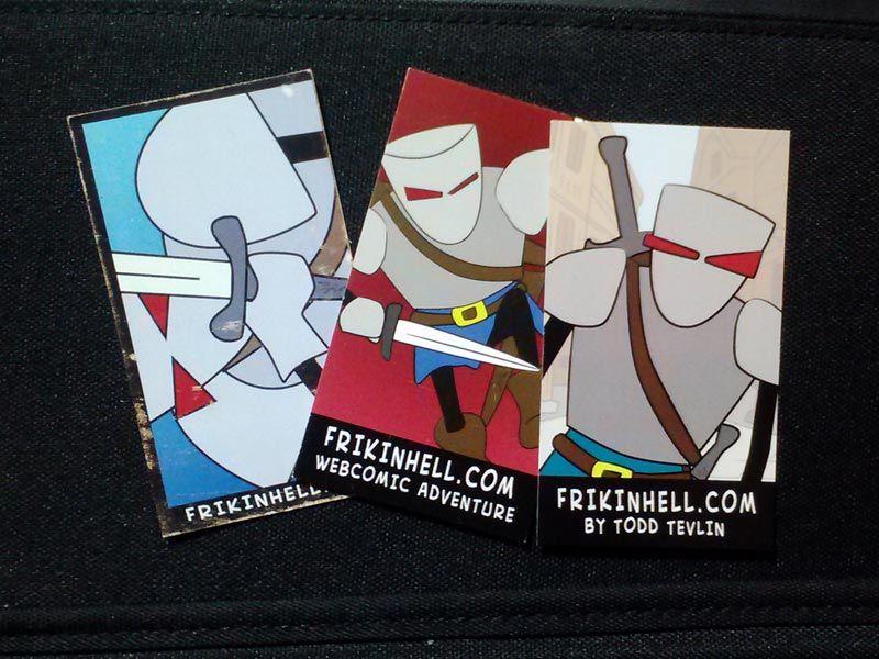 Frik comic business cards con prep pinterest business cards frik comic business cards colourmoves