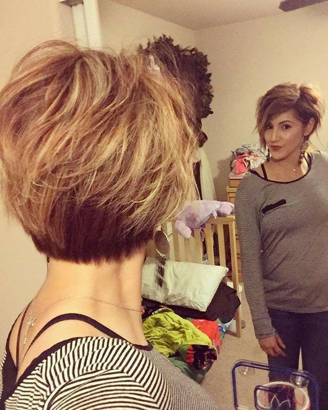 Pin von Amber Smith auf Hairstyles | Pinterest | Frisur, Grau und ...