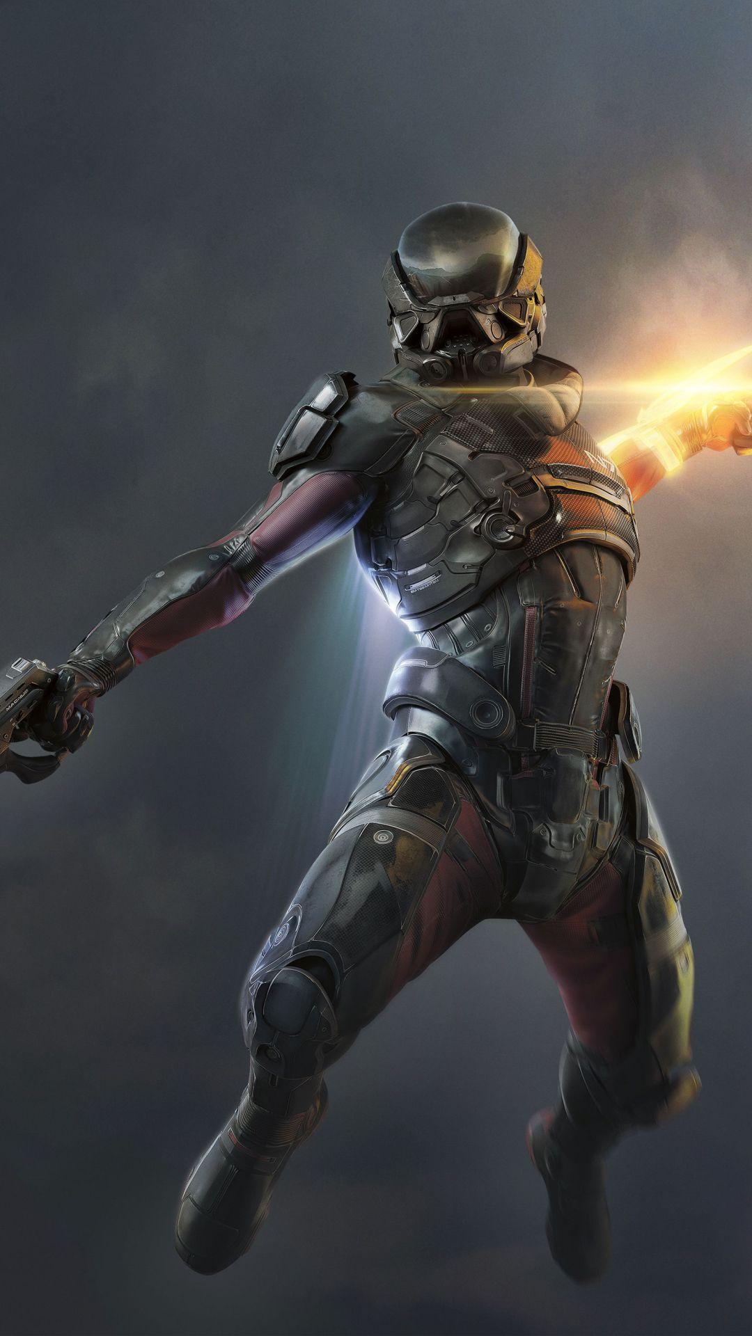 Mass Effect HD Wallpapers Backgrounds Wallpaper
