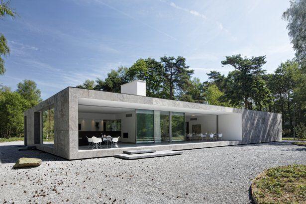 Casas minimalistas y modernas casas de vidrio ii casas for Fachada de casas modernas con vidrio