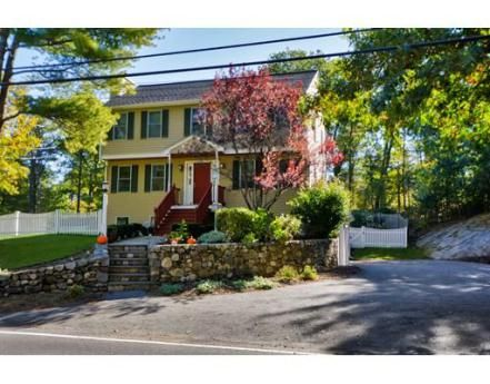Only One Of Two Colonials In This Price Range In Canton Fenced In Yard Colonial Canton