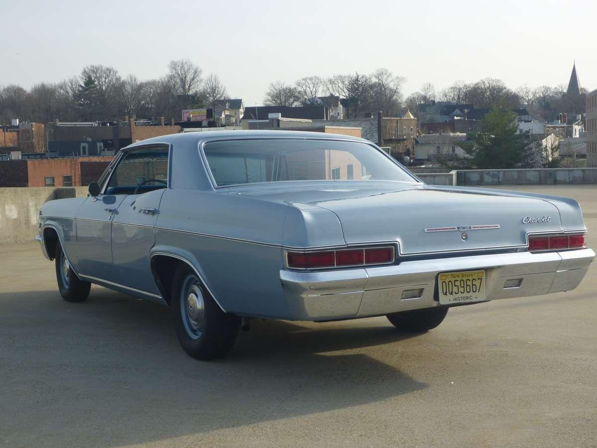 1966 chevy impala for sale  1966 Chevrolet Impala 4 Door Hardtop