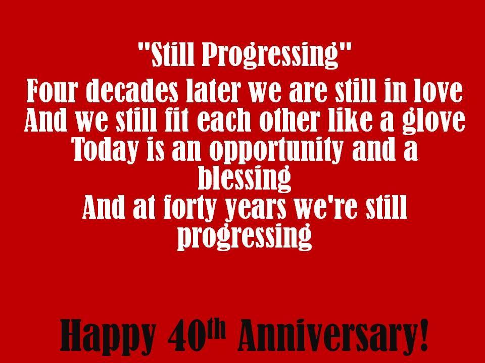 40th anniversary poems - 960×720