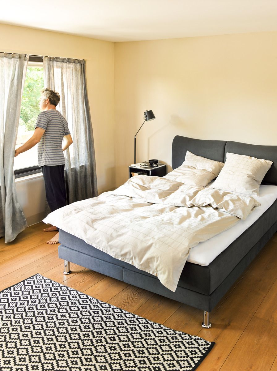 Micasa Schlafzimmer mit Boxspringbett | Micasa Schlafen ...