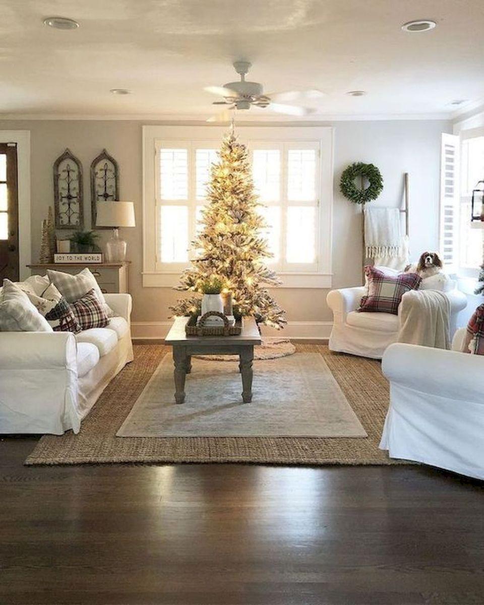 23 Bohemian Christmas Living Room Decorating Ideas Chris