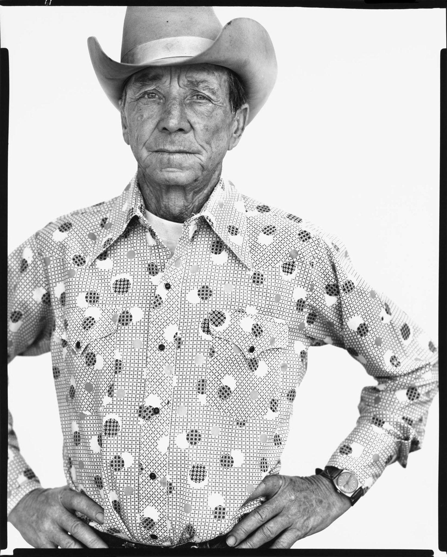 Wilbur Powell, Rancher, Ennis, Montana, July 4, 1978