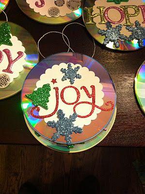 A Few Good Pieces Christmas Crafts Cheap Christmas Ornaments Christmas Ornaments Homemade